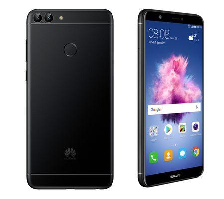 Nouveauté Huawei… Le P Smart, Un Téléphone 18:9 à Prix Accessible !